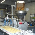 Lebensmitteltechnik Portionierer